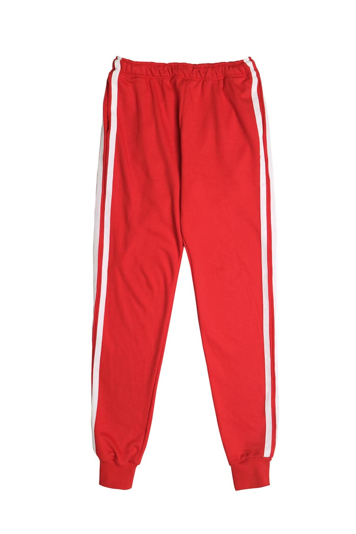RED WHITE JOG PANTS