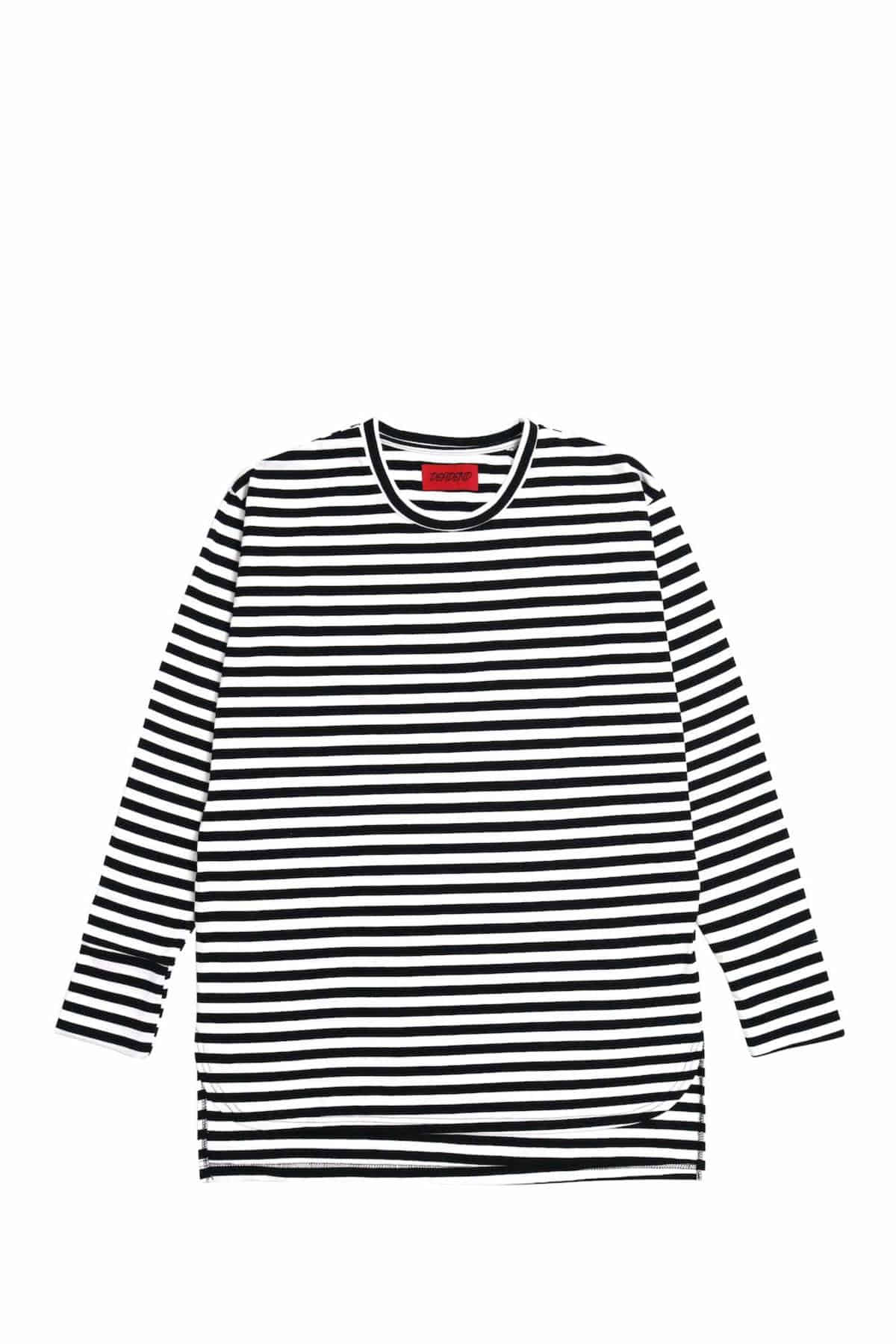 STRIPE SET IN RAGLAN SLEEVE V2