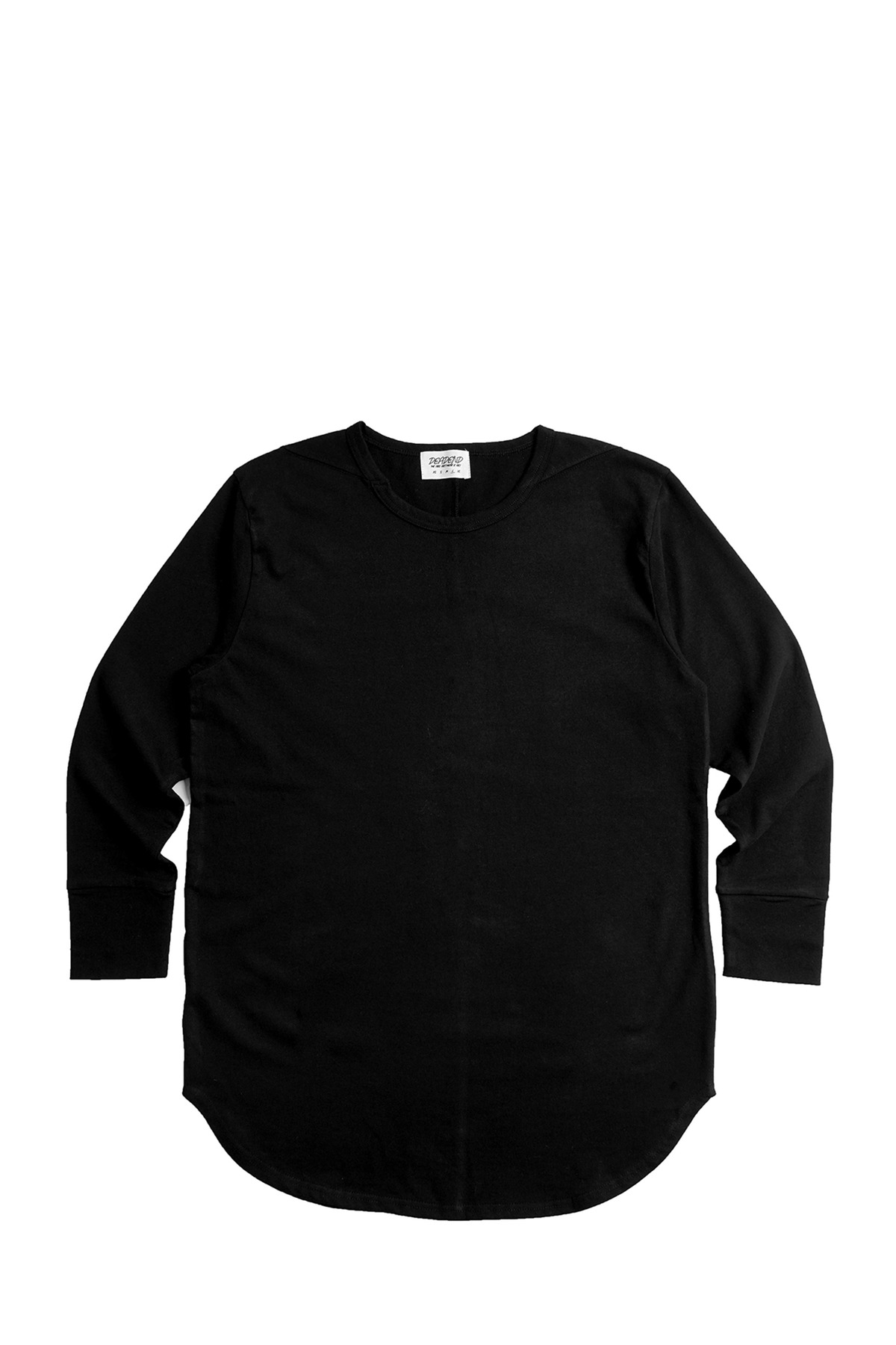 BLACK IN OVER SLEEVE