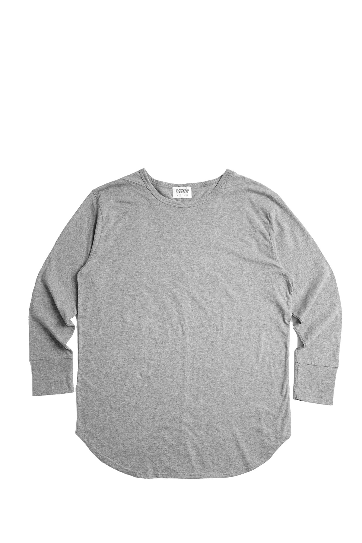 GREY IN OVER SLEEVE