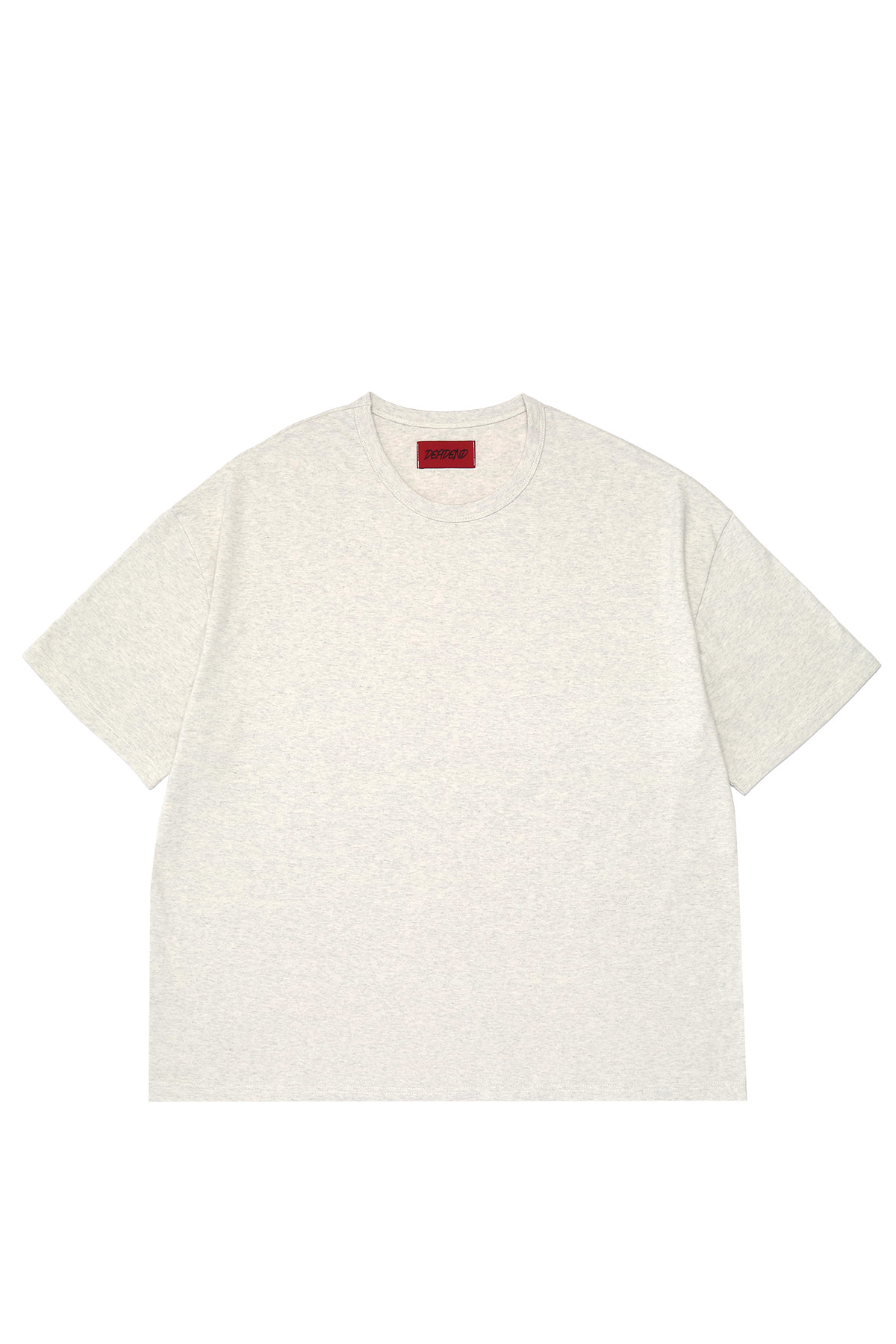 OATMEAL SHORT SLEEVE