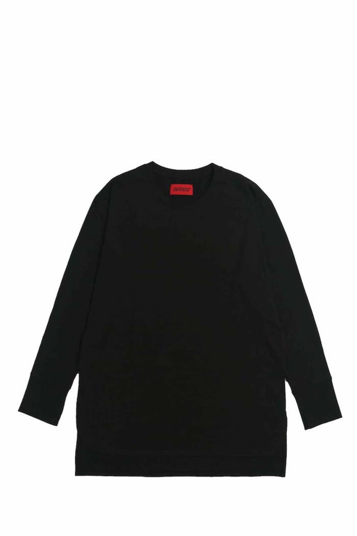 BLACK SET IN RAGLAN SLEEVE V2