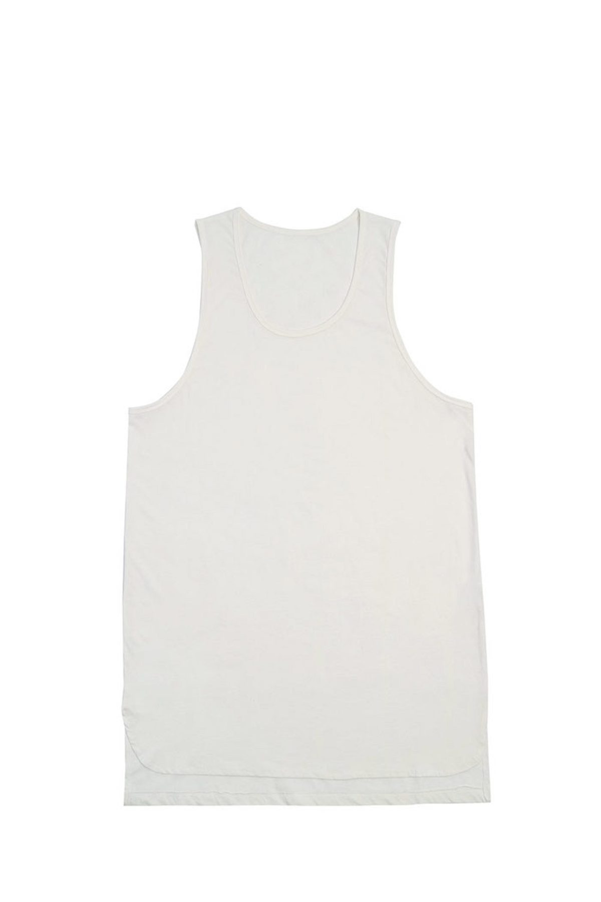 IVORY LAYERED SLEEVELESS